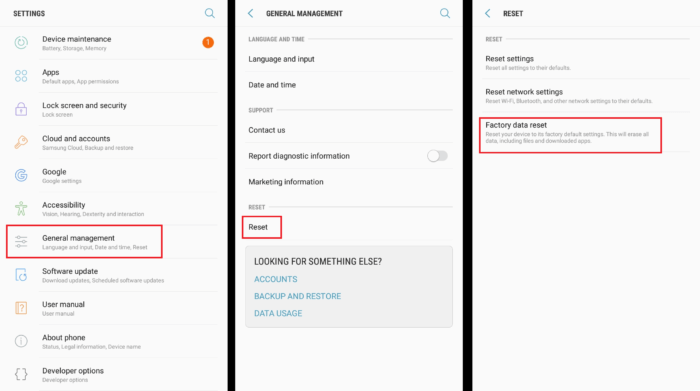 How to Factory Reset Your Phone