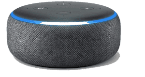 The Amazon Echo Dot (3rd Generation)