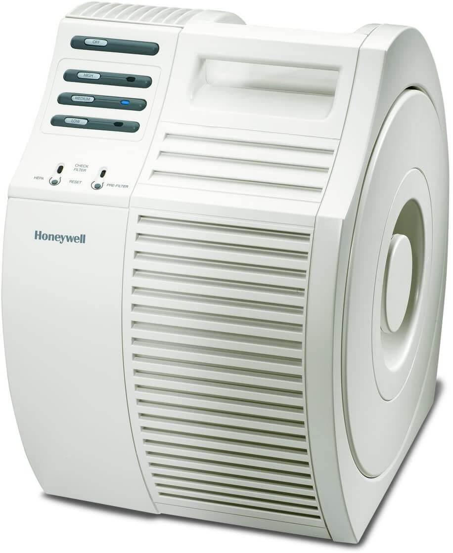 أفضل أجهزة تنقية الهواء - هانيويل 17000