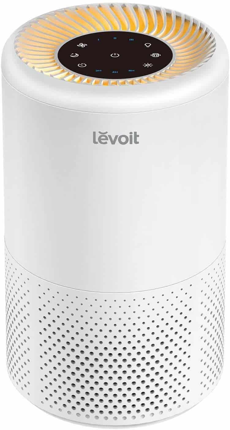 أفضل لتنقية الهواء - جبهة Levoit
