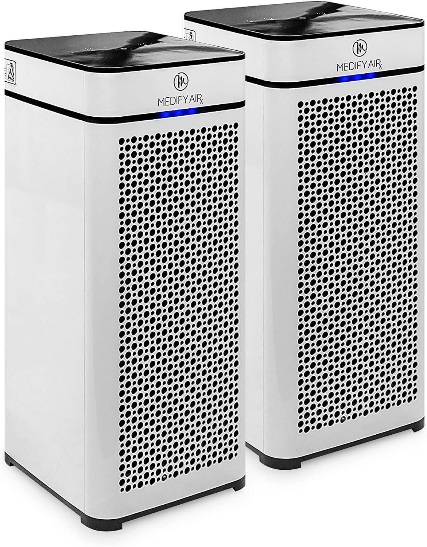أفضل جهاز لتنقية الهواء - Medify Air