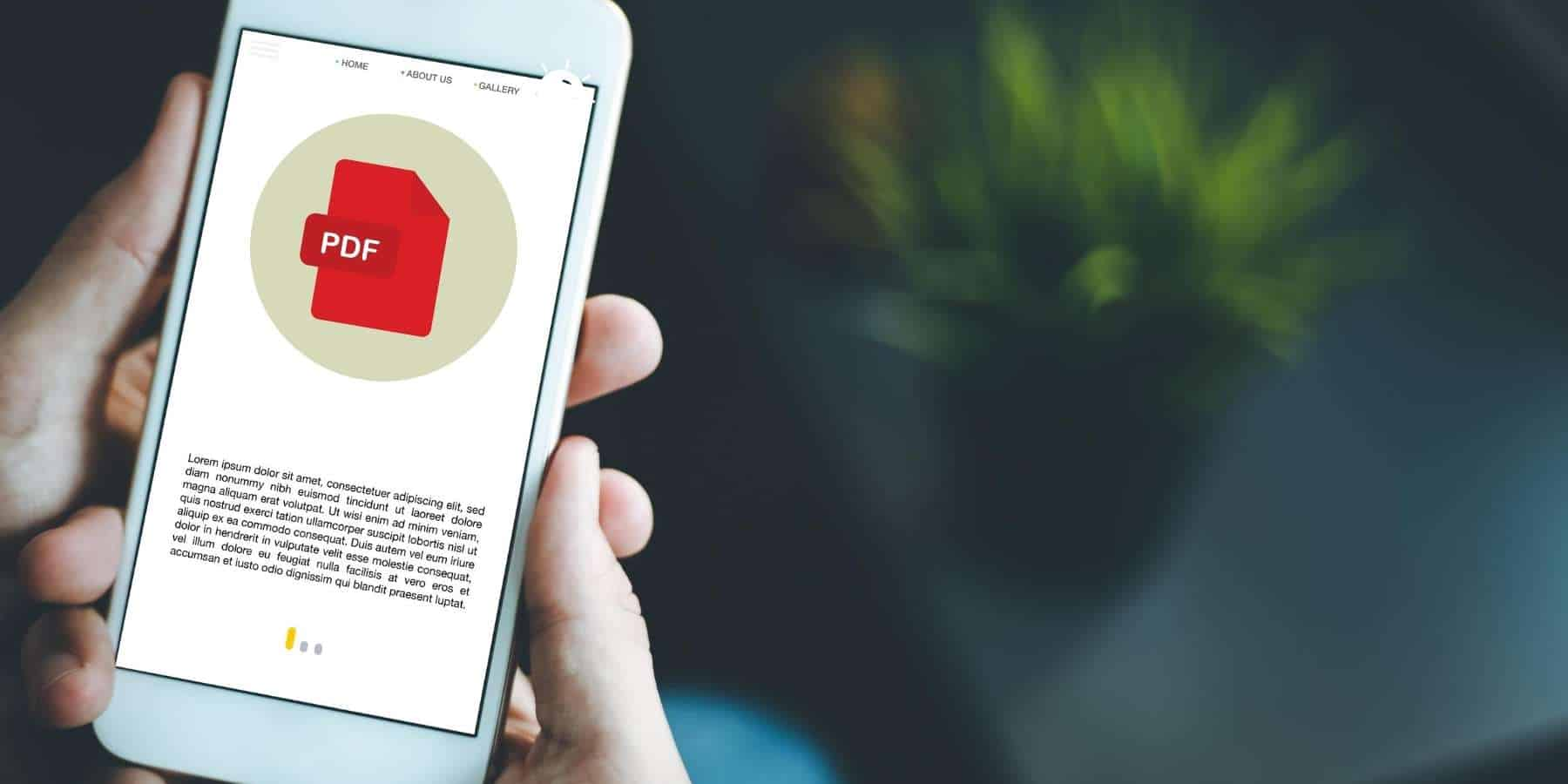 How To Open Pdf On Android In Under 60 Seconds Joyofandroid Com