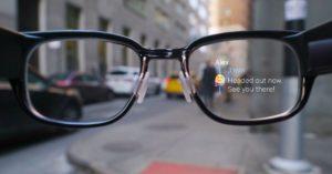 Google acquires AR glasses maker North