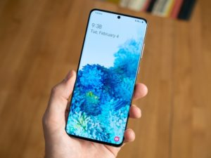 Galaxy S20 series gets July 2020 security patch ahead than Google