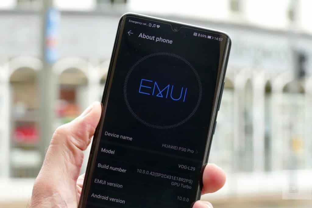 Huawei Mate 10 Pro and P20 Pro gets EMUI 10 across Europe, US models not included