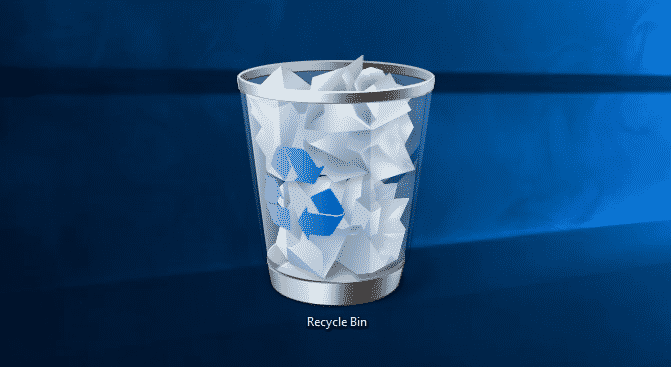Google adds trash bin for deleted files on Android 11