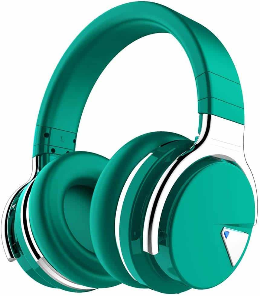 Best Wireless Headphones - COWIN E7 Active Noise Cancelling Headphones