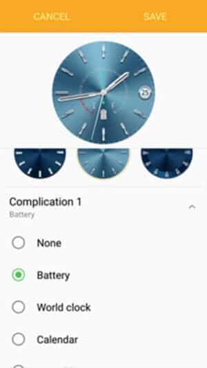 Complication 1