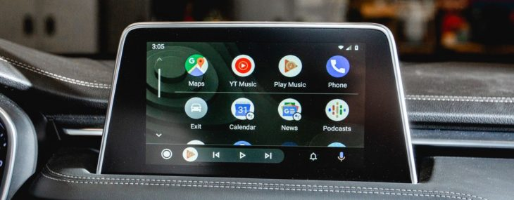 Android Auto for phones gets revamped Maps with better landscape support