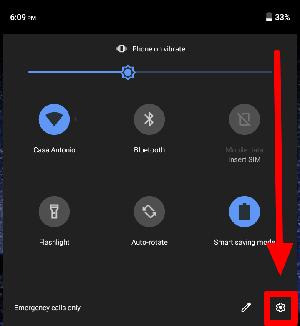Cách đi tới Cài đặt trên Android