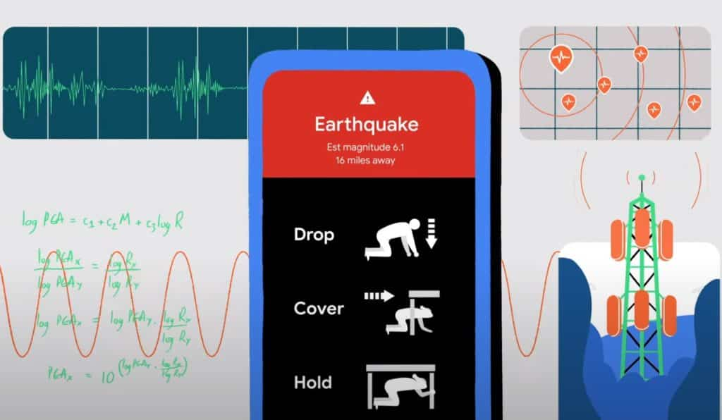 Android phones will soon detect earthquakes, no app needed
