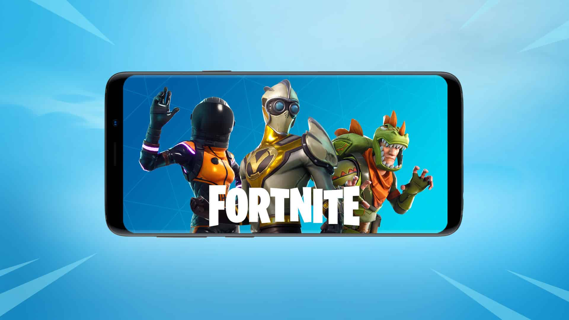 Fortnite for Android dropped out from the Play Store