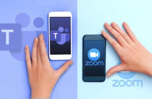 Teams vs Zoom – which of the apps has the best features?
