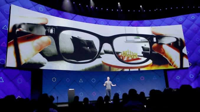 Facebook teams up with Ray-Ban for its first pair of smart glasses, coming this 2021