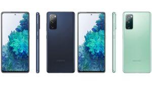 The Galaxy S20 FE 5G