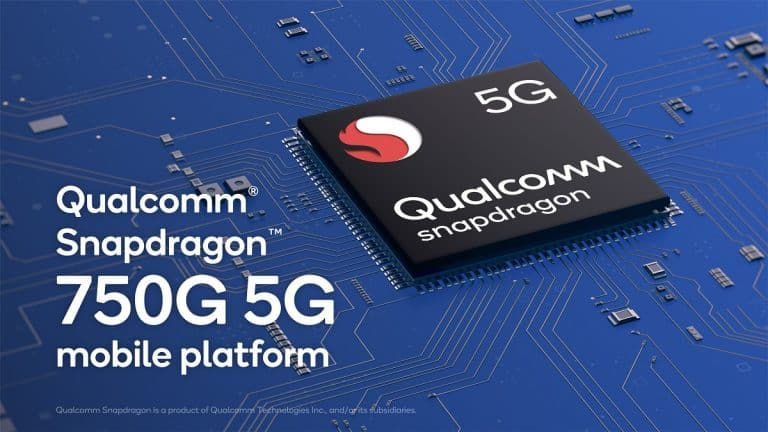 Qualcomm officially announces Snapdragon 750G 5G chip