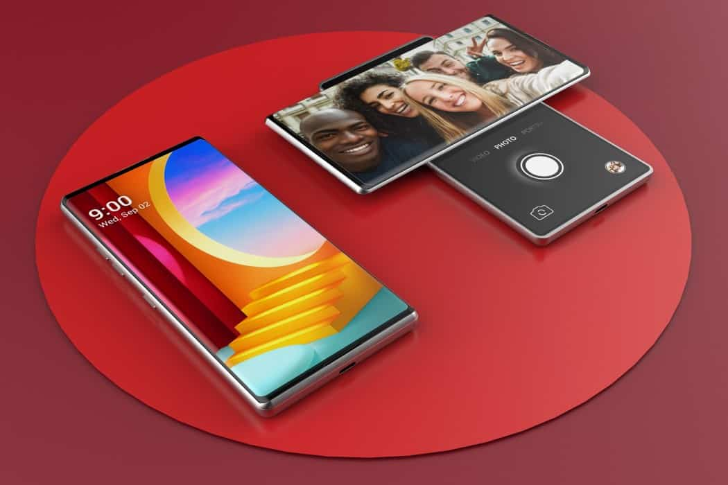 It's official; LG confirms its latest rotating smartphone called LG Wing