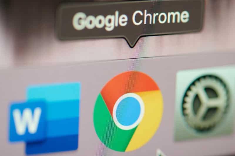 Google advised users to update Chrome immediately