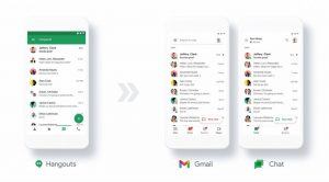 Hangouts to Chat –– what is the timeline?