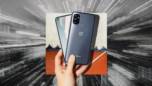 OnePlus N100 phone