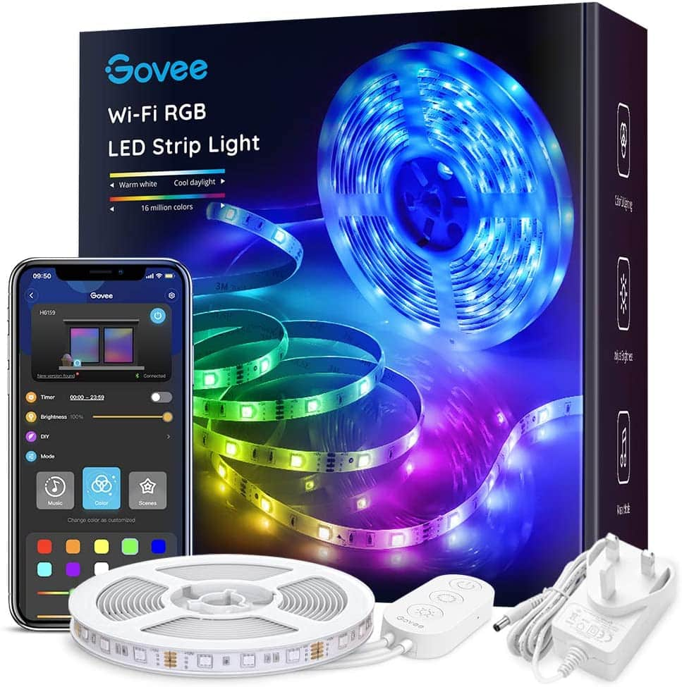 Govee LED Stip Lights