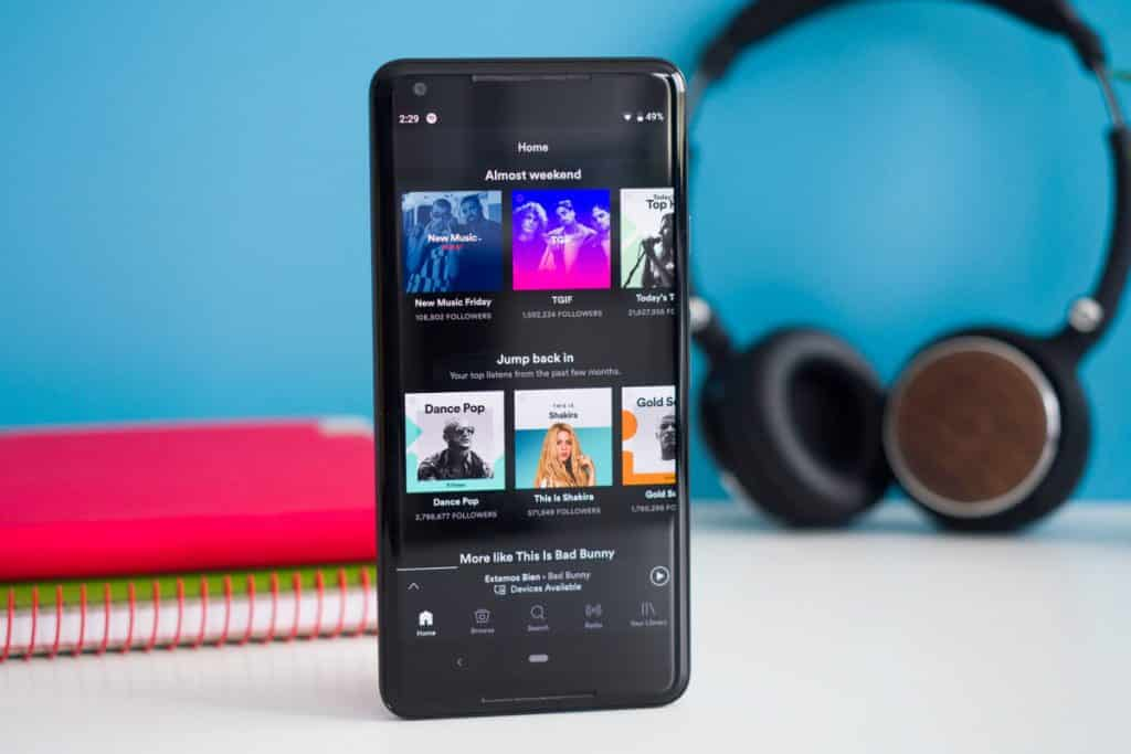 Spotify now lets you edit playlist details and image covers on Android devices