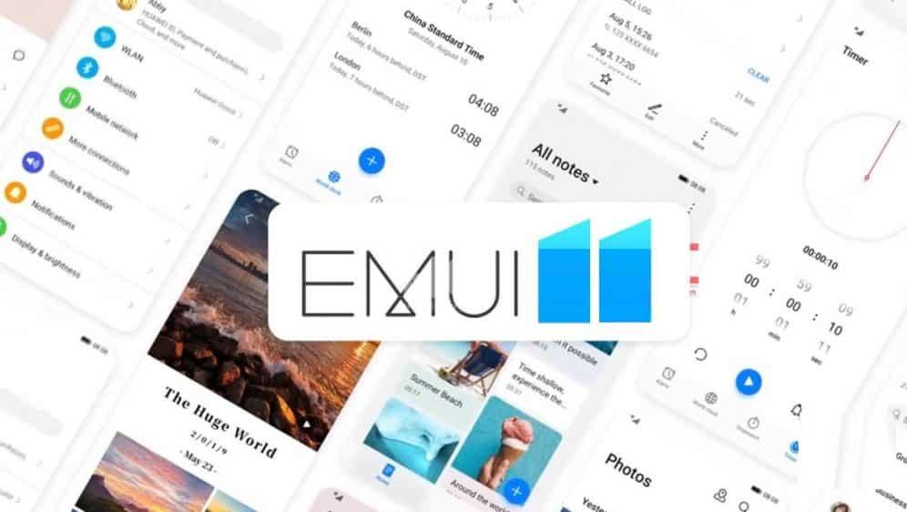 Huawei reveals EMUI 11 update timeline for its smartphones