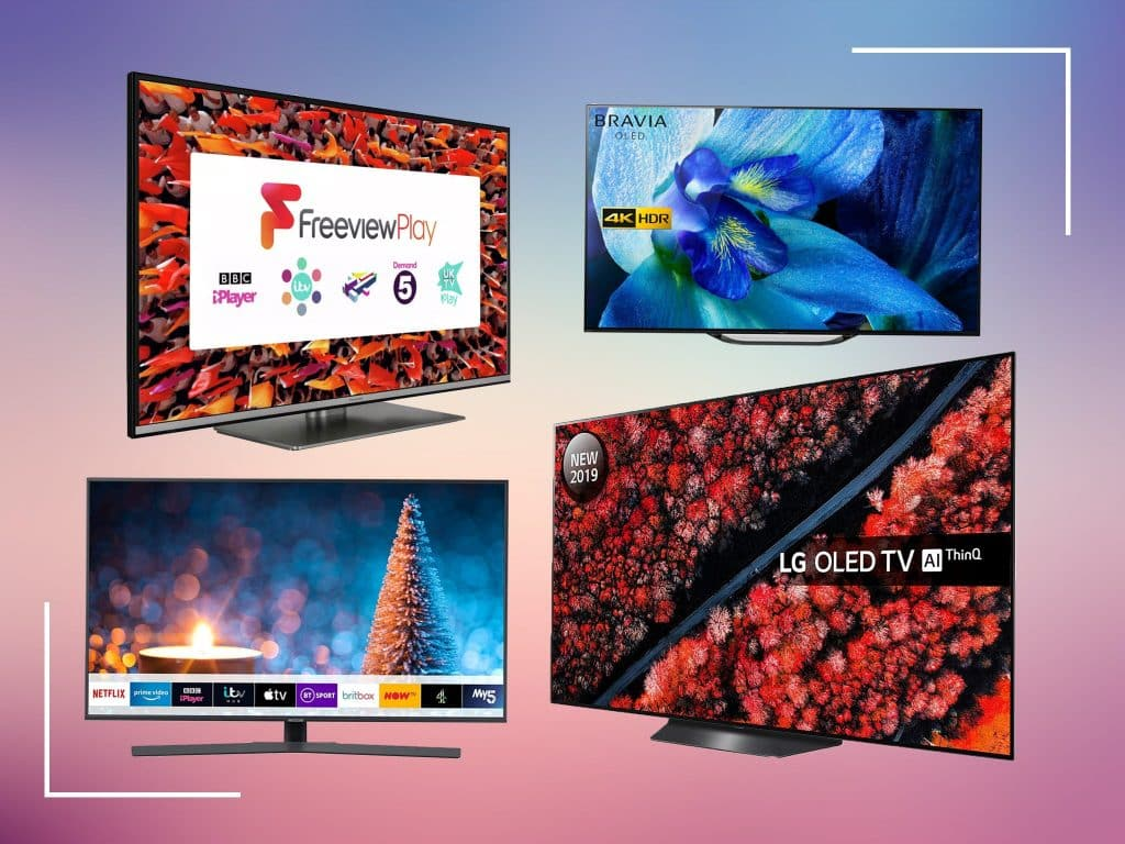 Check out these Black Friday 2020 TV deals from Samsung, Sony, LG & more