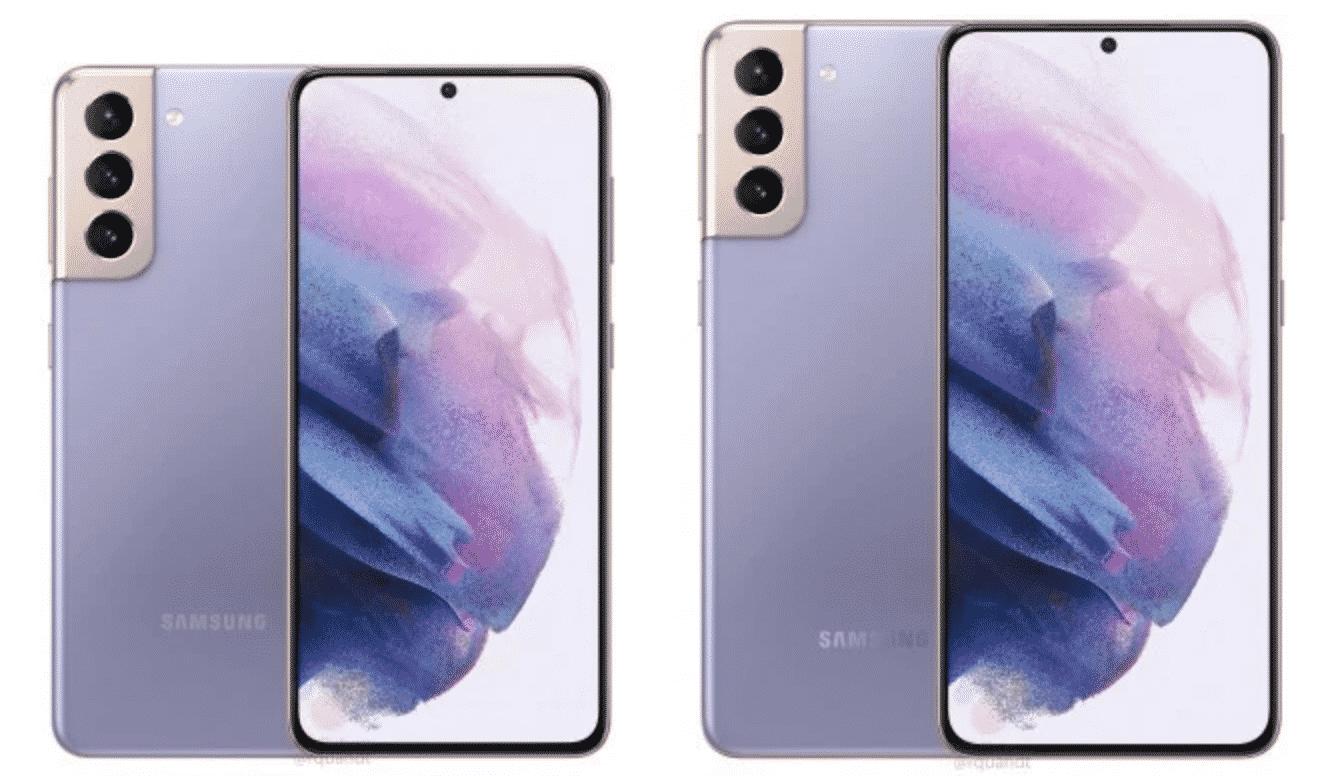 Galaxy S21 and Galaxy S21 Plus: massive leak revealed