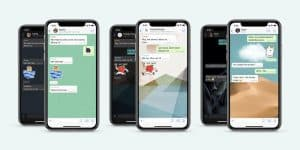 Wallpapers on WhatsApp gets four major updates