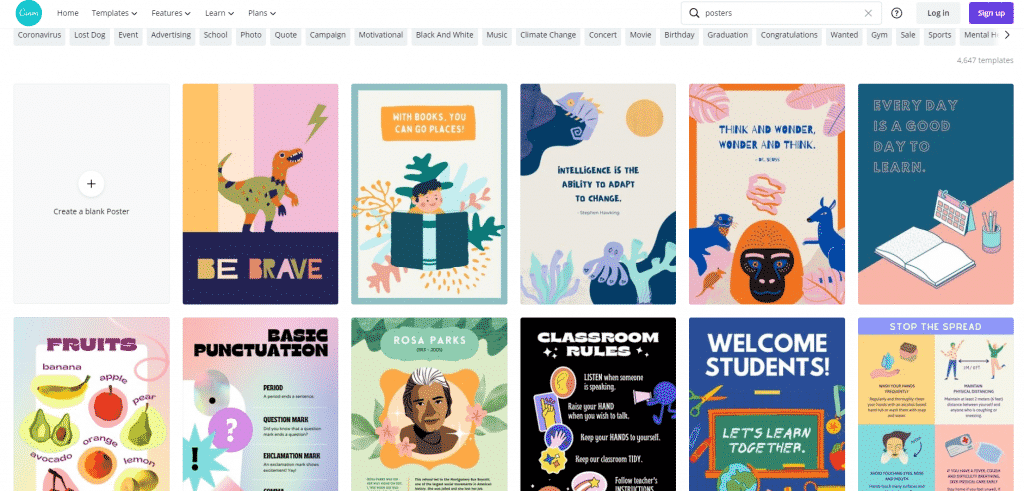 How to Use Canva: Posters, Flyers, and Brochures