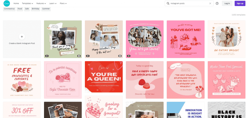 How to Use Canva: Social Media Content