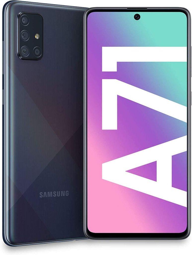 Samsung Galaxy A71 Buy Now