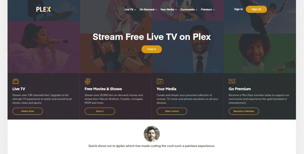 Alternative for Netflix Plex