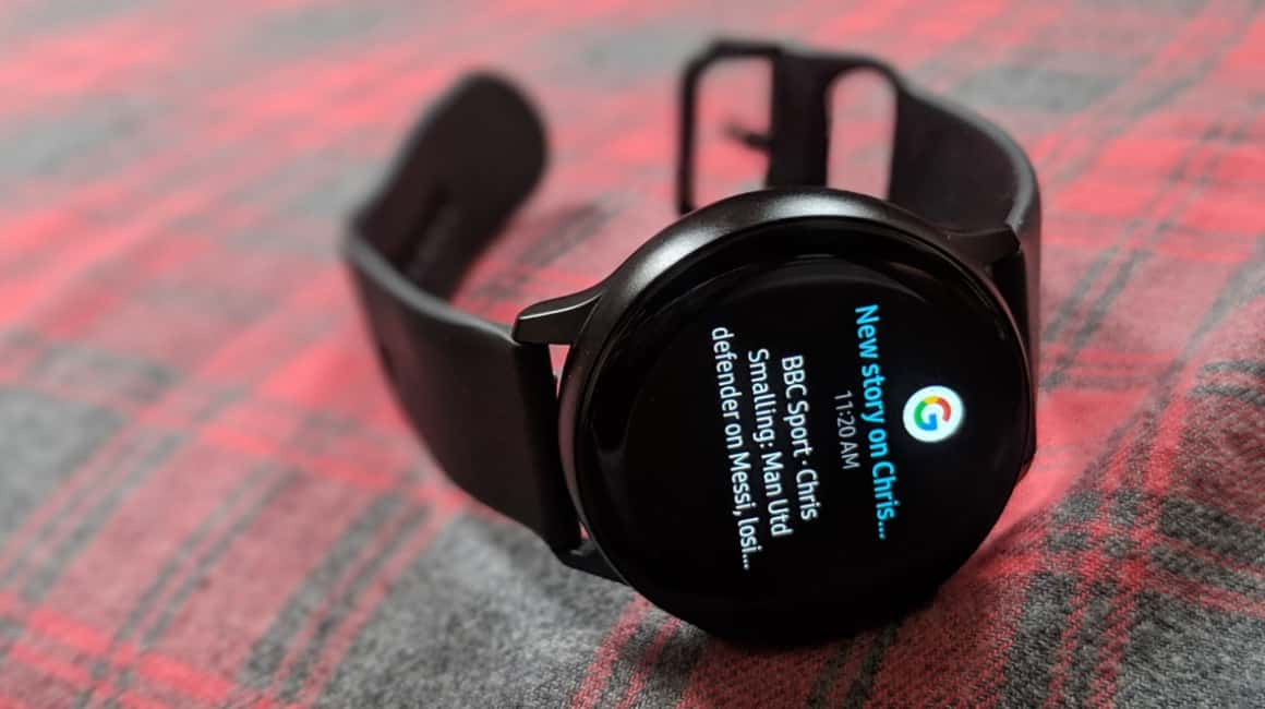 Samsung to unveil two new smartwatches sooner than expected says a reliable source