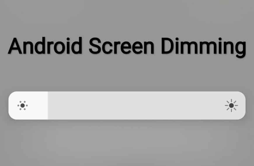 How to stop the Android screen from dimming? (5 methods)
