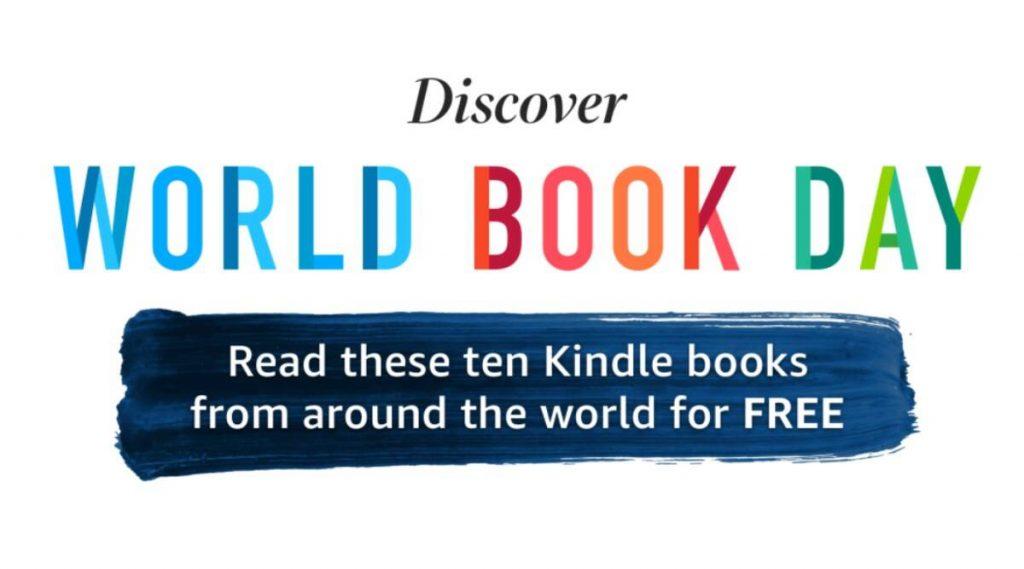 Free e-books on World Book Day