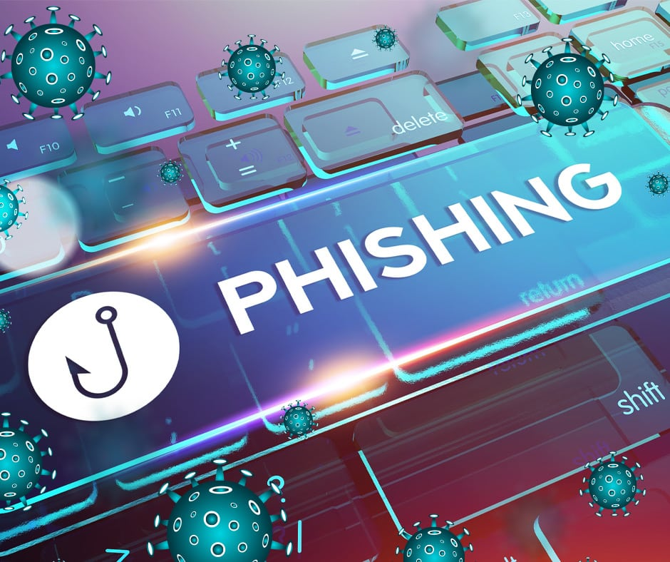 Users are now more alert against COVID-19 phishing, report says