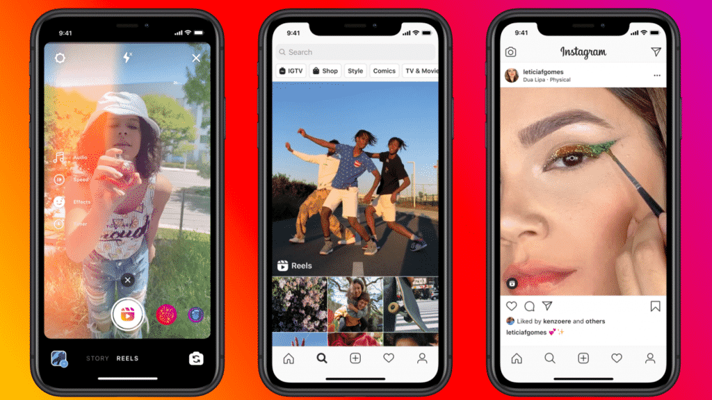 Instagram has over 1.074 billion users worldwide as of Q1 of 2021