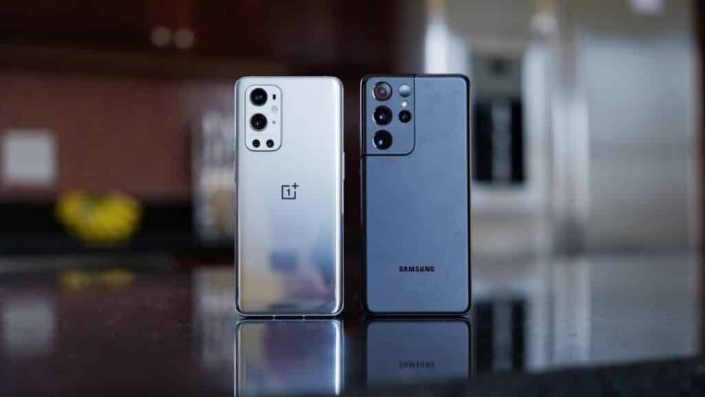 OnePlus 9 and OnePlus 9 Pro get camera improvements and other fixes