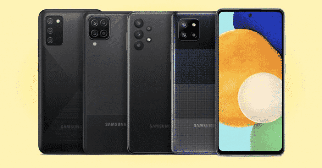 Samsung to release five new budget phones in the US