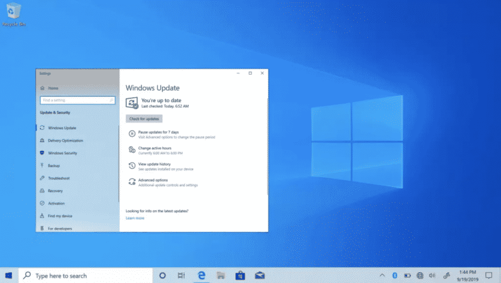 Windows 10 update likely the culprit for issues experience by Microsoft users