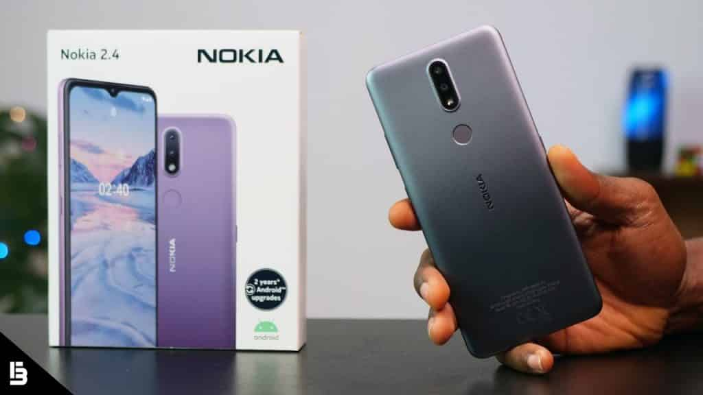 HMD Global rolls out Android 11 to its Nokia 2.4 phones