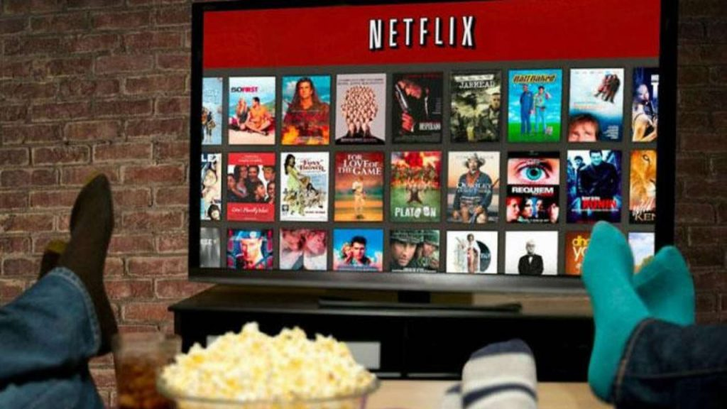 A new feature on Netflix suggest movies/series for users to watch