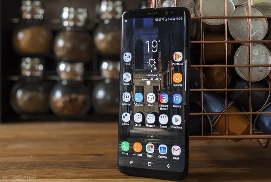 No more system support for the Galaxy S8, officially the end of life
