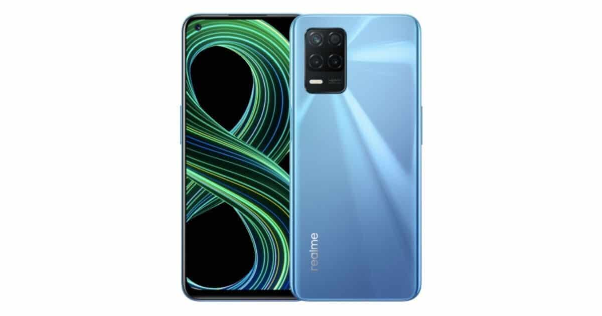 Realme 8 5G is the cheapest 5G phone in the market –– launch offer for only 179 euros
