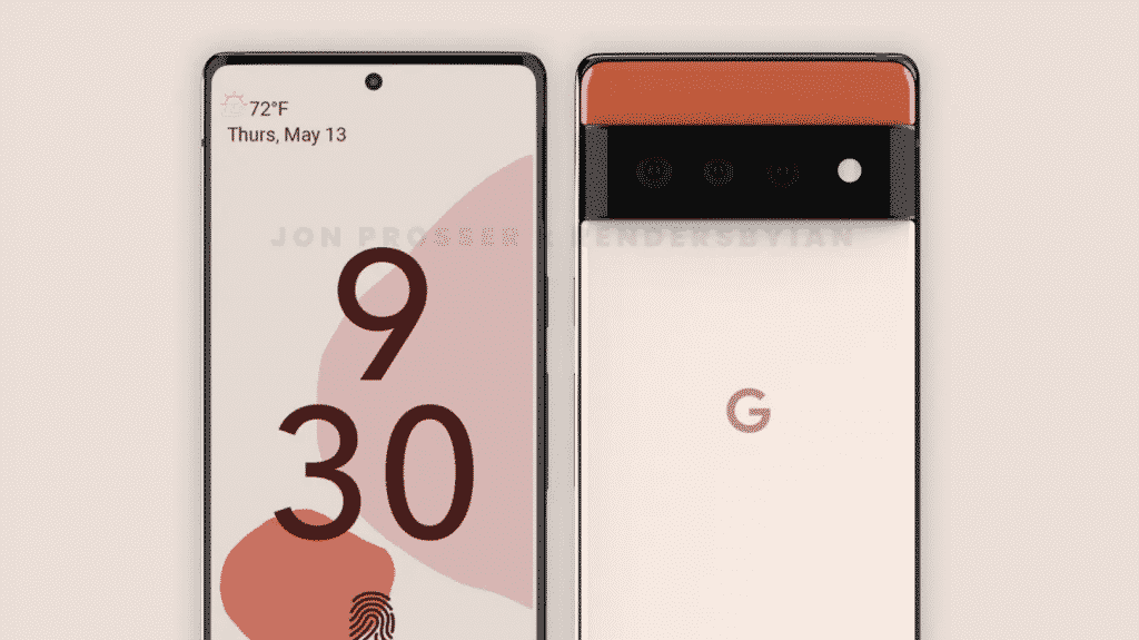 The upcoming Pixel 6 is nothing like you have ever seen from its predecessors
