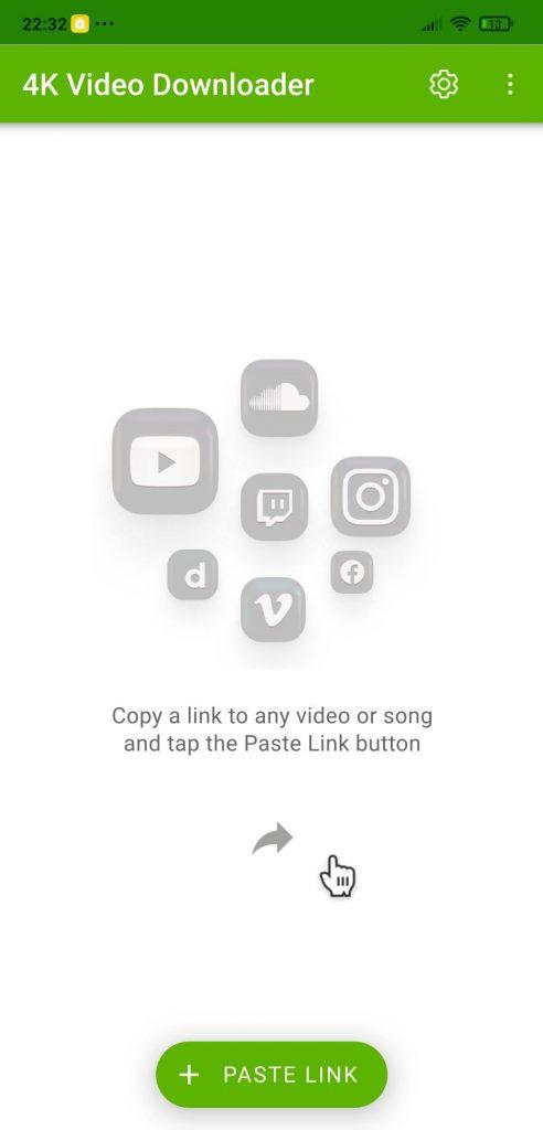 4k video downloader app