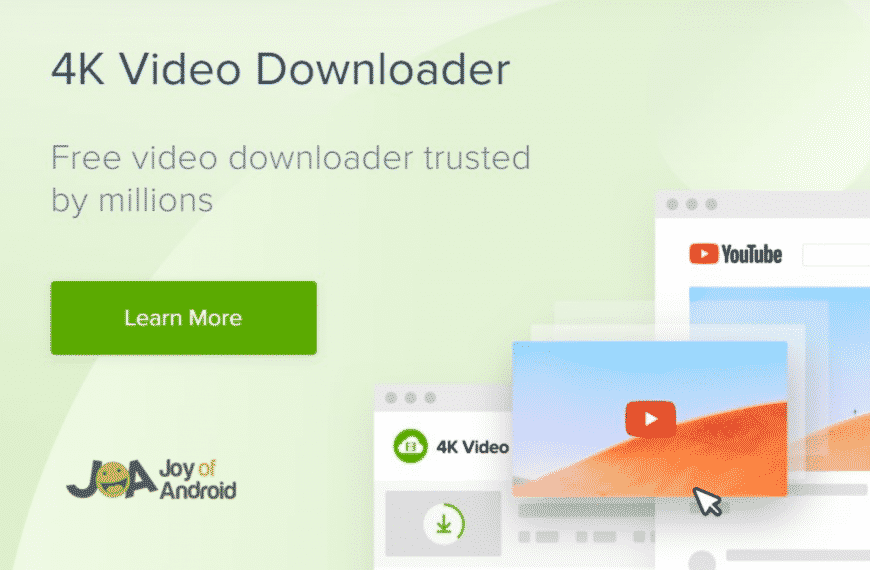 4K Video Downloader: A step by step guide to download videos