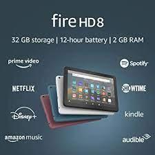 Kindle Fire HD 8 (amazon.com)